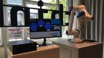 Cloud-Lösung mit Roboter