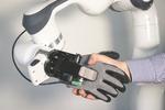 Cobots: Anatomisch geformte Hand