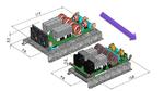 Mehr Leistungsdichte für Elektroautos, Datenzentren und Industrie