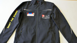 Jacken mit integriertem Display entwickelt