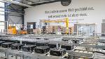 Produktionsanlage für Gewerbespeicher nimmt Betrieb auf