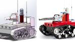 Siemens und Aucma entwickeln Desinfektionsroboter