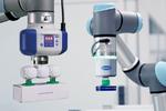 Der elektrische Vakuum-Erzeuger 'ECBPi' ist eine intelligente und druckluftunabhängige Vakuum-Pumpe mit integrierter Schnittstelle zur Greifer- und Roboteranbindung.