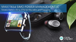SIMO-Powermanagement-IC für Mobilgeräte