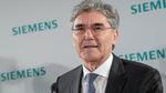 »Um Siemens ist mir nicht bang«