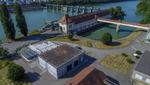 Neues Kraftwerk Rheinfelden