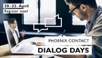 Jetzt die virtuelle Konferenz von Phoenix Contact besuchen