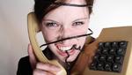 Frustgrad in Telefonwarteschlangen