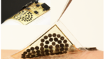 Schweiß versorgt elektronische Haut mit Strom