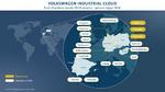 VW gibt bei der Industrial Cloud Gas