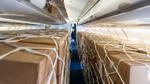 Damit Passagiermaschinen vorübergehend Fracht fliegen können