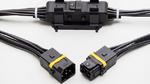 Kleiner Rechteck-Stecker wird zur robusten Ethernet-Schnittstelle