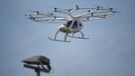 Flugtaxi-Testprojekt soll in einigen Wochen wieder starten