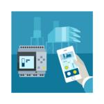 Per Smartphone lässt sich das Dashboard in der Cloud anzeigen und Automatisierungskomponenten können gesteuert werden.