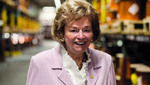 Ursula Ida Lapp wird 90