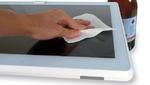Panel PC mit hygienischer Oberfläche