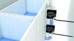 Unempfindliche kapazitive Smart Level Sensoren