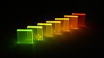 Temperaturmessung mit Leuchtstoffen