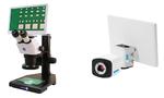 Platz zum Mikroskopieren und Analysieren