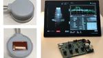 Ultraschallwandler überwachen kontinuierliche Blasenspülung