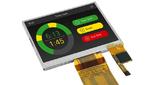 "Evervision stellt 3.5"" VGA Industriedisplay vor"