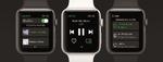 Spotify auf der Apple-Watch