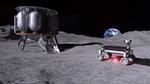 Baumaterial vom Mond nutzen