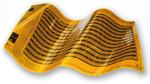 Eine gedruckte Sensormatrix mit 20-12 Sensor-Elementen.