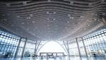 Beleuchtungslösungen von Osram in der Registrierungshalle der Shenzhen World