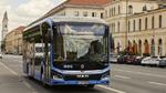 Elektrobus MAN Lion's City E: Premiere in München