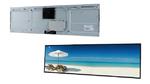Mit dem P370IVN04.0 bietet AUO ein Bar Type TFT Display, das sich sowohl im Landscape-, als auch im Portaitmodus einsetzen lässt.