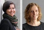 Julia Saswito und Maria Mueller, Triplesense Reply