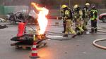 Was tun, wenn ein Elektroauto brennt?