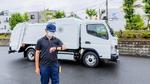 eCanter SensorCollect-Lkw führt fernübertragene Befehle aus