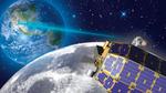 2014 wurden erstmals Daten von einer Mondsonde, der NASA-Sonde LADEE (Lunar Atmosphere and Dust Environment Explorer), mittels Laser zur Erde gesendet.