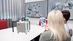 Roboter-Installation per AR-App