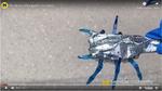 Biomorpher Zink-Luft-Akku für Roboter