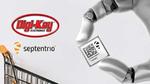 Digi-Key vertreibt Produkte von Septentrio