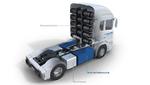 Antriebe für einen emissionsfreien Schwerlastverkehr