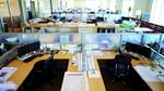 Büronachfrage bricht ein