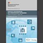 Im Whitepaper zeichnen die Autoren Hintergründe der aktuellen Diskussion zur digitalen Souveränität nach, liefern ein Analysemodell und geben Handlungsempfehlungen auf konzeptioneller Ebene.
