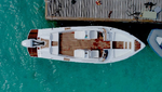Platz haben in dem Elektroboot – inklusive Fahrer - bis zu sechs Passagiere.