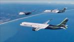 Airbus hat drei Konzepte für das erste emissionsfreie Verkehrsflugzeug der Welt vorgestellt, das bis 2035 umgesetzt werden könnten.