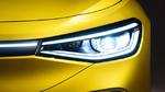 Intelligent geregeltes Dauerfernlicht im Volkswagen ID.4