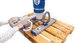 Flächengreifer für Vakuum-Schlauchheber erneuert