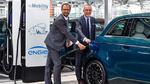 FCA stellt Vehicle-to-Grid-Projekt im Werk Mirafiori vor