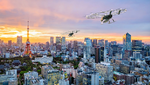 Urban Air Mobility für Japan