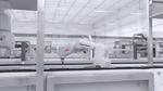 Roboter automatisiert Reinraum
