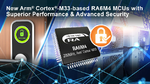 MCUs mit Cortex-M33 und 200 MHz