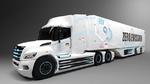 Schwerer Brennstoffzellen-Lkw für nordamerikanischen Markt